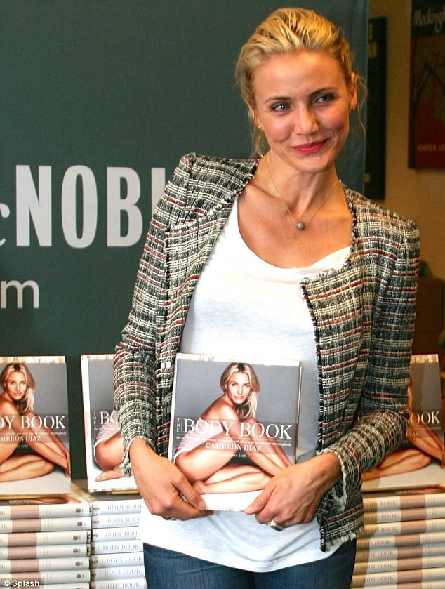 Cameron Diaz The Body Book