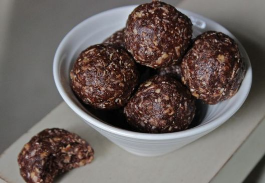 healthy dessert balls